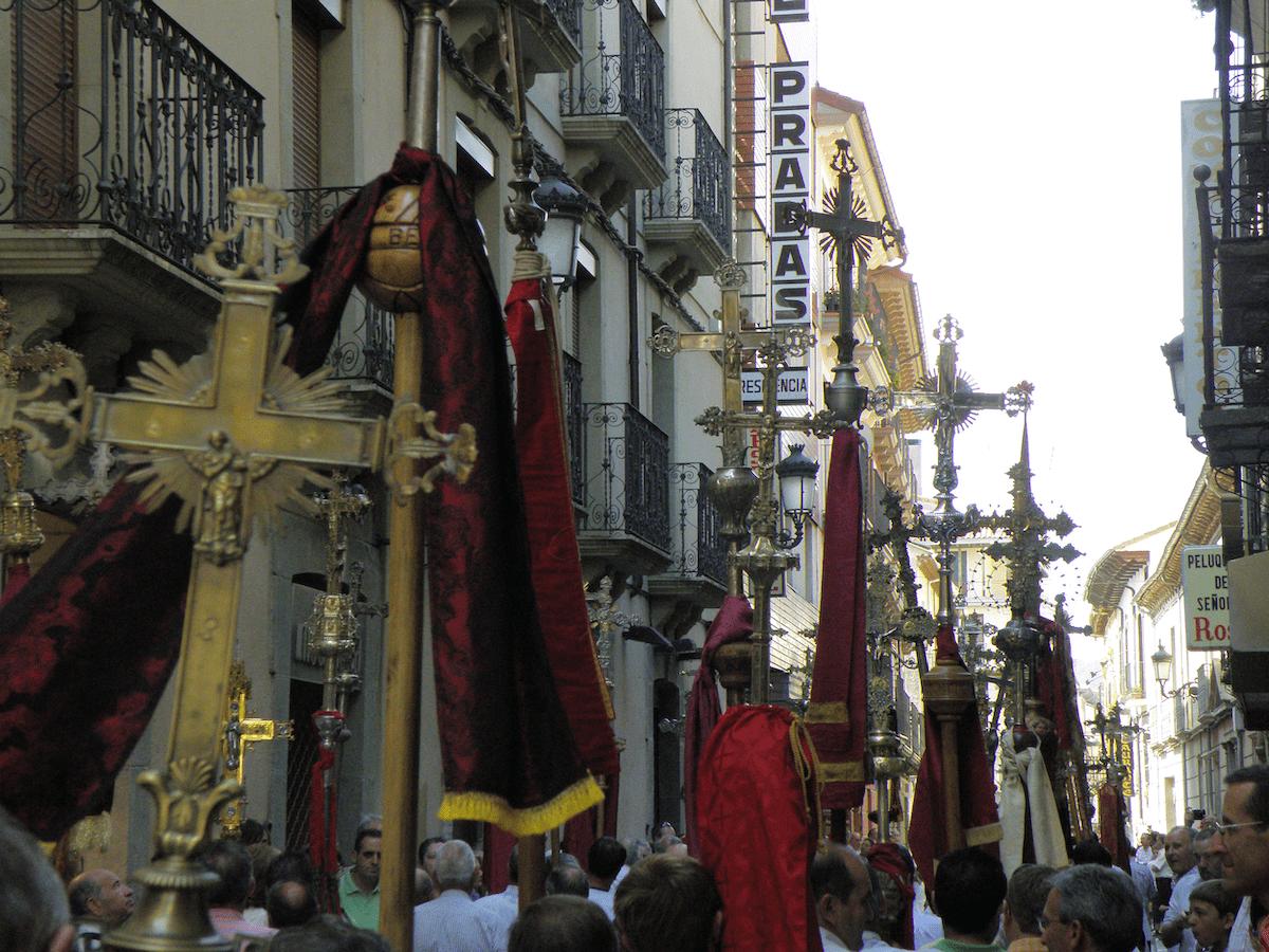 Fiestas de Santa Orosia