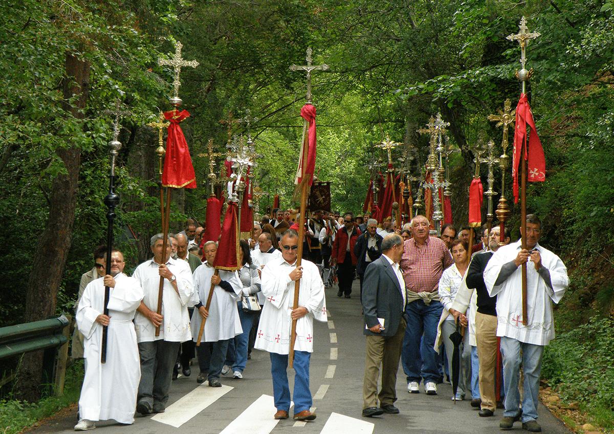 romeria de San Indalecio